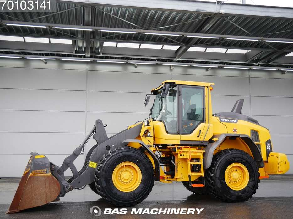 Volvo L70H Clean and ready for work - 2016 - image 6