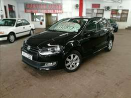 2011 VW Polo 1.6 Comfortline, Only 83000Km's, Full Service History,A/B