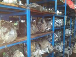 ford focus 1.6 sport gearbox