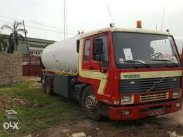 Volvo Gas truck 10tons