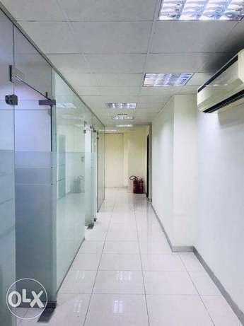 Furnished office for rent in al khuwair 33