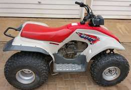 Yamaha Breeze 125 Kids Quad - Just serviced & New Battery