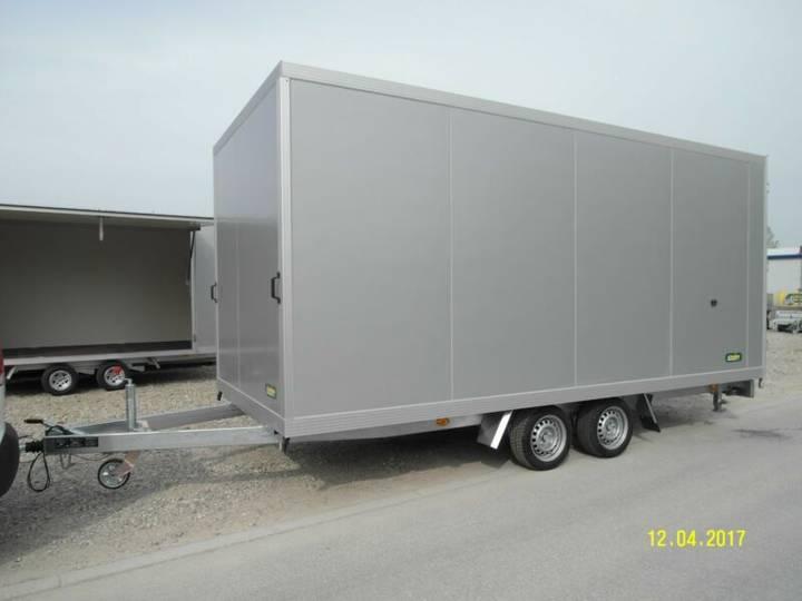 Unsinn PK 3560-6m-3,5t-Thermo-Koffer LAGERND!!