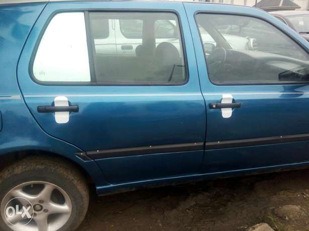 Sound fairly used golf 3 buy and drive Port-Harcourt - image 1