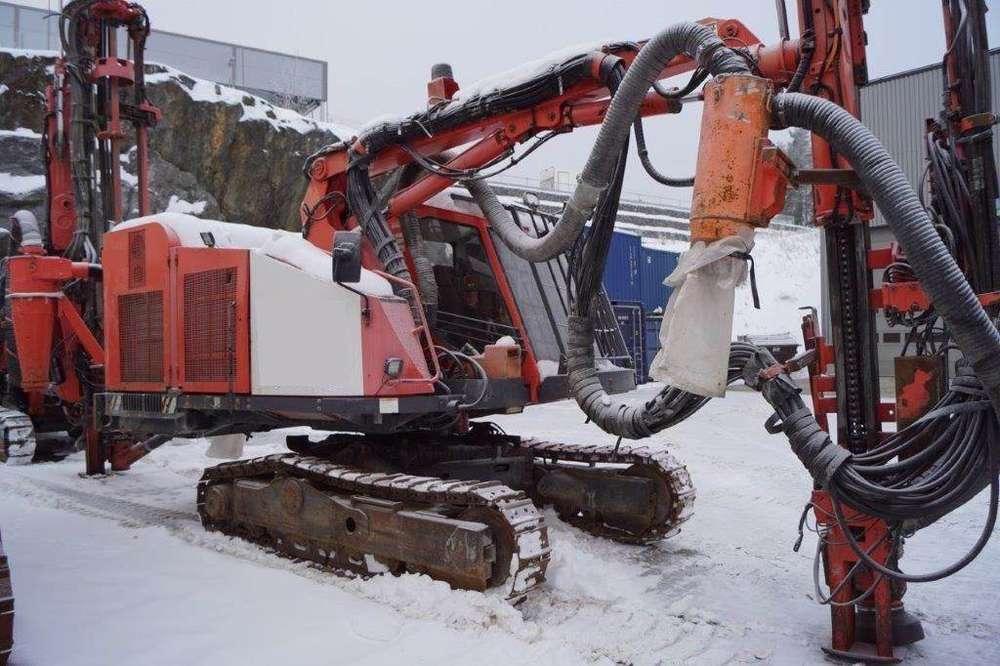 Sandvik Dx780 - 2011
