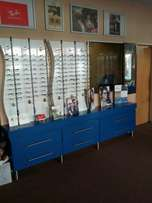 Spectacle or Sunglass display units