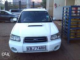 Subaru Forester XT 03 for sale
