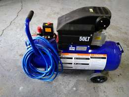 Brand new 50Lt air compressor For sale!