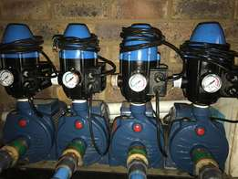 Water pressure pumps - Pedrollo