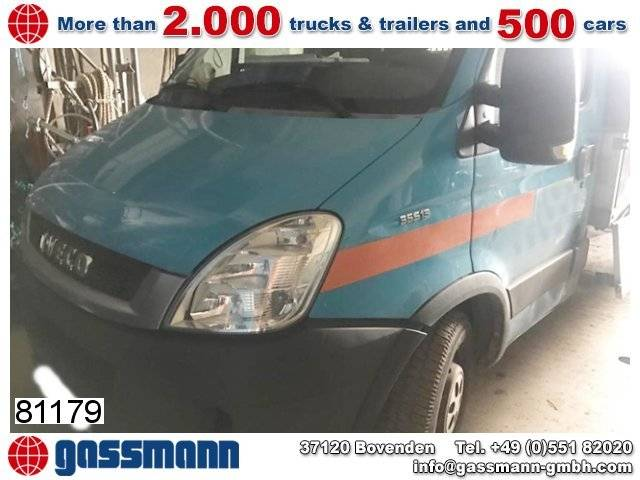 Iveco daily 35s13 - 2009