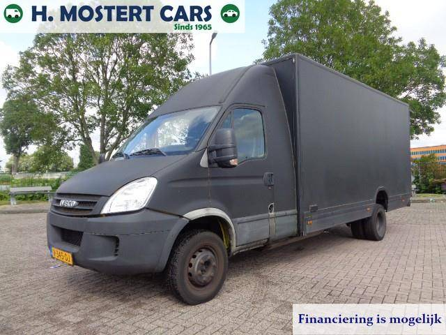 Iveco 65C14 * LPG * CNG * DUBBEL LUCHT * FOOD TRUCK * CA - 2008