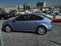 Ford Focus 1.8si