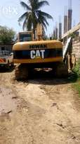 Cat excavetor for hire and other construction machines and equipments