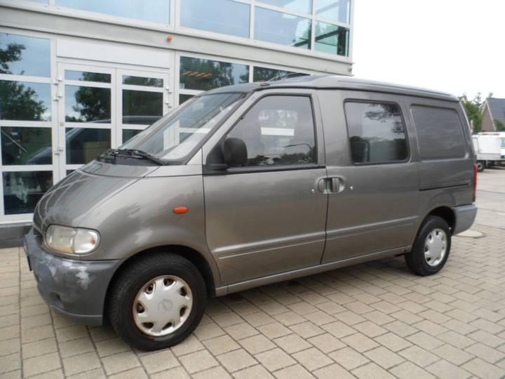 Nissan Vanette Cargo 2.3D DOKA - Dubbelcabine - 2000