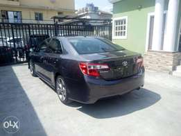 2012 model Toyota Camry sport edition full option