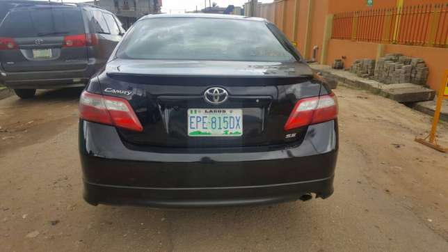 Toyota Camry Sport Edition 2007. Well maintained Ikeja - image 6
