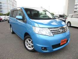 Nissan Serena new shape brand new car