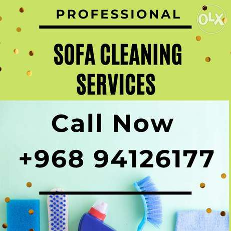 Sofa Cleaning Shampooing