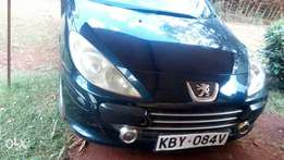 Clean peugeot 307 station wagon for sale or trade in