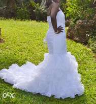 Gown for hire