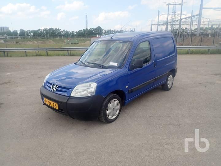 Peugeot PARTNER 1.9D - 2004