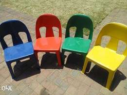 Kiddies chairs - R48