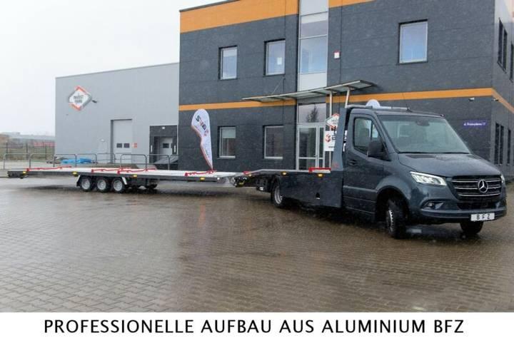 Mercedes-Benz Sprinter 519 Tandem mit Anhänger 8,3M - 2019