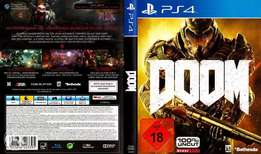 DOOM PlayStation 4 (PS4)