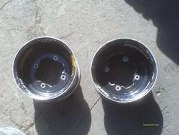 Bombardier DS650 (wheel rims)