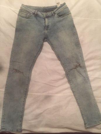 Продам чоловічі джинси Bershka  150 грн. - Чоловічий одяг Львів на Olx 6c5c1df86e7dd