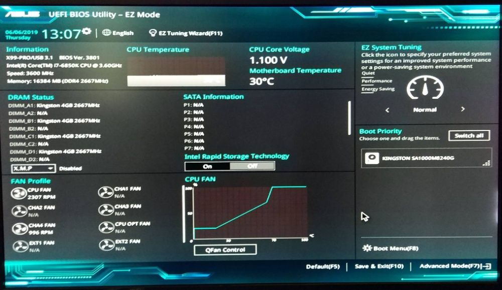 Msi Boot From M 2
