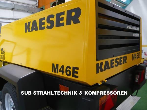 Kaeser M46e - Sofort Verfügbar / Mietkauf € 255,- - 2016