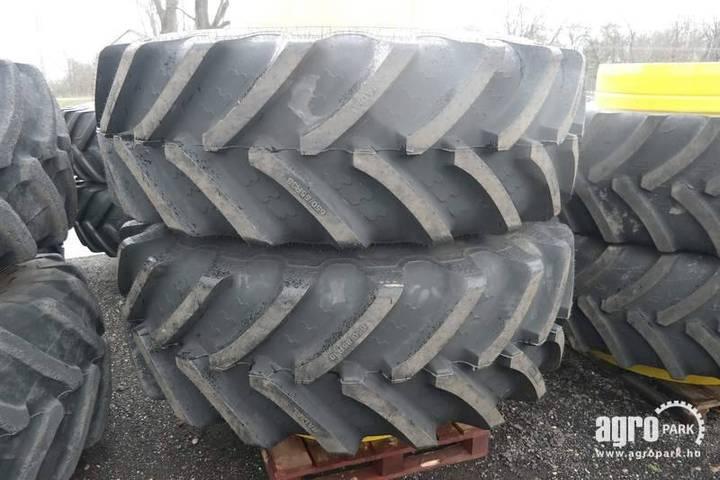 BKT New Twin Wheel Set 650/85r38 , 1 Pair