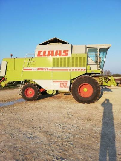 Claas Dominator 108 Sl Maxi - 1990