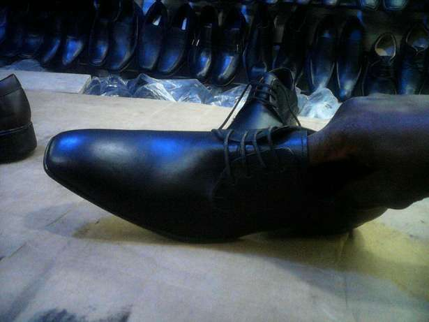 Official male shoes, leather. FREE DELIVERY. Nairobi CBD - image 4