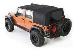 Jeep Unlimited Soft Top