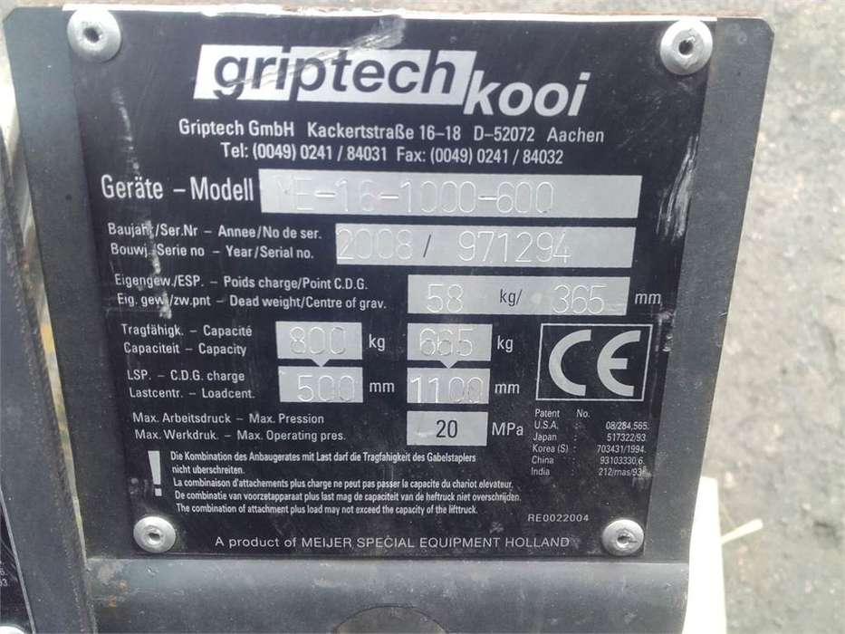 Griptech Kooi E-16-1000-600 - 2008 - image 4