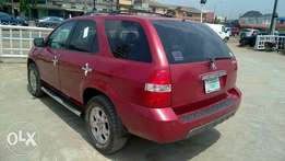 Very Clean Registered Acura MDX 03