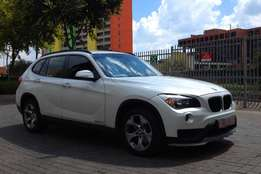 Brand new & well maintained BMW X1 only 6000km