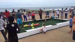 POOLBALL for hire!
