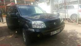 Very clean used Nissan Xtrail for you