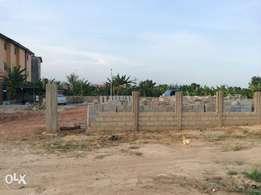 Quality concrete blocks, factory at Oyibi -Saasabi