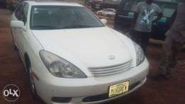 2005 Lexus es330 few months used