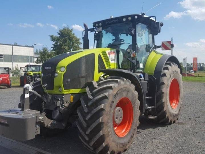 Claas axion 920 - 2016