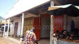 Business shop in kireka for rent at 350k