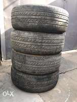 Used Tyres 215/60R 16