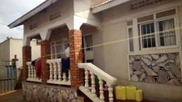 3bedroom Residential house located at Kazo Angola near Kawempe