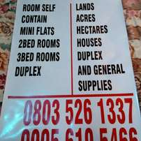 Mini flat at sunny Villa estate ado ajah for rent