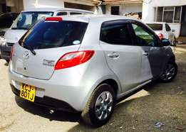 Mazda Demio 2009 JUST ARRIVED kcj new at 650,000/=