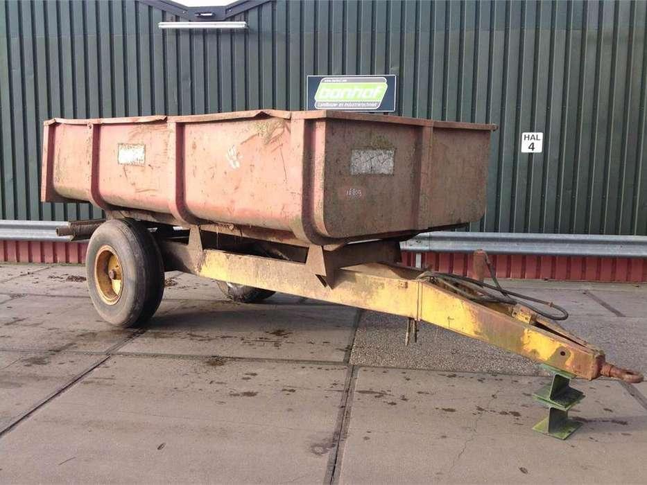 Schuitemaker 8 ton - 1978